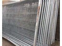 🌺Used Heras Fence Panels X 50