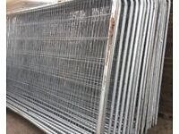 🌩Used Heras Fencing * Set Of 50 * £750