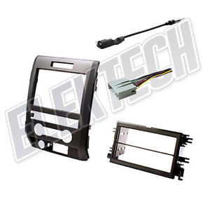 ford f 150 2009 2012 double din radio dash kit w wire. Black Bedroom Furniture Sets. Home Design Ideas