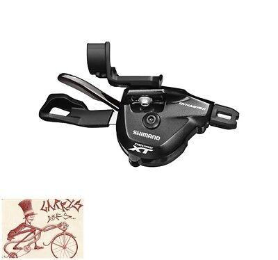 Shimano XTR SL-M9000-I Rapidfire Plus Schalthebel Paar I-Spec II 2//3x 11-fach