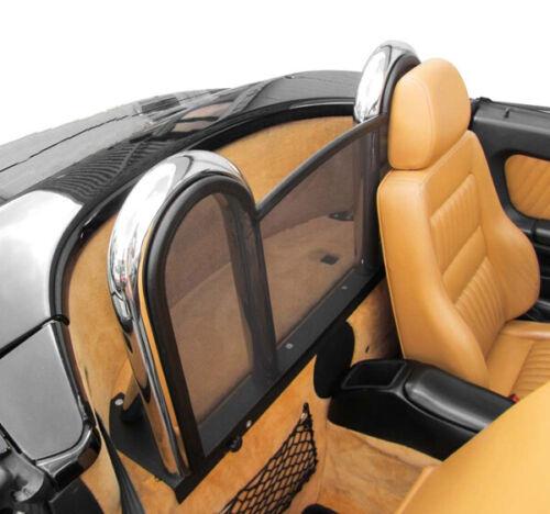 Alfa Romeo Spider 916 1995-2006 With Roll Bars Wind Deflector New