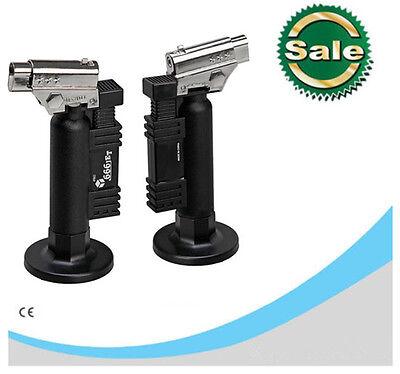 2x Professional Propane Micro Torch Used For Dental Jewelry Repair Plumbing