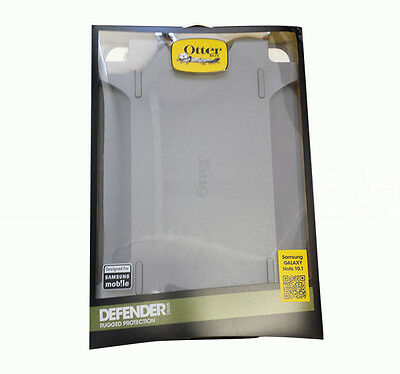 Otterbox Defender Case For Samsung Galaxy Note 10.1 White...