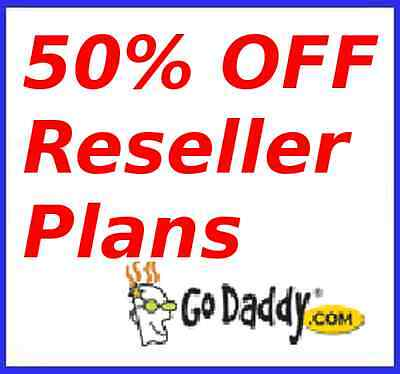 50 Off Godaddy Reseller Plans For Your Own Domain Hosting Business Website