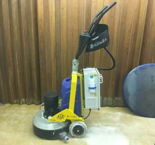 Klindex 551 Concrete Grinder- Floor Model