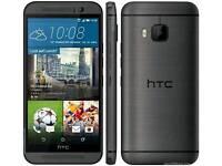 HTC one m8 gunmetal grey