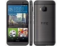 HTC one M9 black unlocked 32gb new