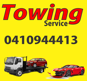 TOW TRUCK , TOWING SERVICE