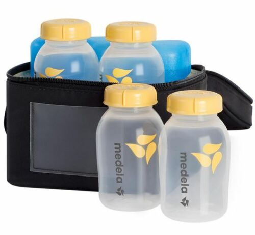 Medela Breastmilk Cooler Set, # 67068