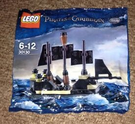 Lego pirates of the Caribbean set