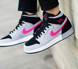 Kids Air Jordan 1 Retro High Girls