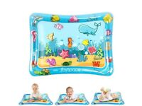 Inflatable tummy time watermat for babies 3+ mo BNIB