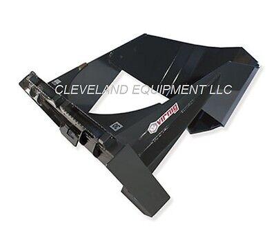New Virnig U-blade Attachment Skid Steer Track Loader Bobcat Digger Tree Spade