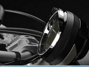 Ducati Scrambler 800 Cockpit Einfassung Cockpit Billet aluminium instrument `15