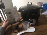Crock Pot - Rice cooker w/sauté function