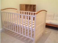Henley cot bed