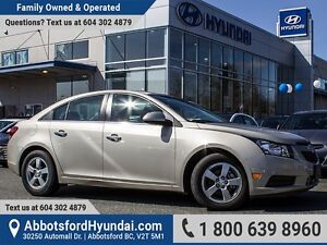 2014 Chevrolet Cruze 2LT CERTIFIED ACCIDENT FREE