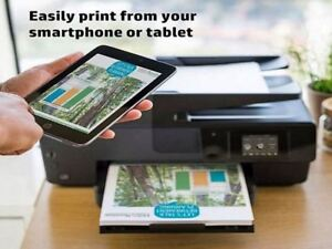 HP Office Pro 8610 Wireless All-in-One Photo Printer with Mobile