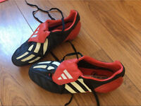 Adidas Predator Mania from 2002 SG Size 8 Football Boots