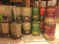 Lily's Kitchen dog food x 40 tins.