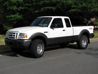 WANTED: 4x4 Ford Ranger Pickup