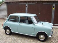 MINIS WANTED AUSTIN MORRIS ROVER ANYTHING CONSIDERED ** TOP PRICES PAID **