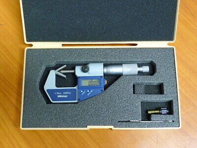 Mitutoyo V-anvil Digital Micrometer 314-511-30