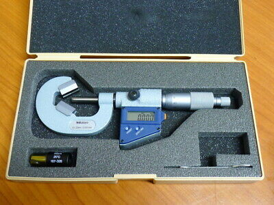 Mitutoyo V-anvil Digital Micrometer 314-512-30