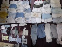 0-3 months baby boy bundle