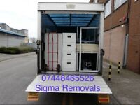 Last Minute Man And Large Van Removals Services Sofa Bed Moves Office/house Flat Moving Shifting Any