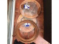 Microbore Copper Tube 10mmx10m -2 packs