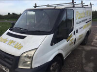 Ford transit t280 spares or repairs