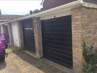 Lock up garage to rent Norwich NR67QE