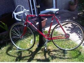 Cycle bike bicycle triumph vintage