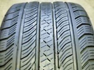 Used Tires Take Offs! !275/45R21 Tread 95% left CONTINENTAL***