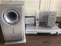 Panasonic DVD Theatre Sound System 5:1 Dolby Surround Sound with Subwoofer
