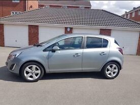 Vauxhall Corsa 1.2 i 16v SXi 5 door 2 owners from low mileage