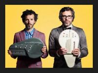 Flight of the Conchords tickets - Dublin, Mon 2nd April