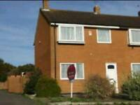 Three bedroom house for rent in Upton.
