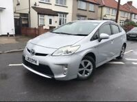 Uber Ready PCO Car For Sale,2013 Toyota Prius 1.8 Hybrid Electric Automatic Low Mileage PCO Car Sale