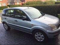 Ford Fusion- 6 months MOT- new clutch