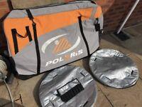 Polaris Padded Bike Travel Bag