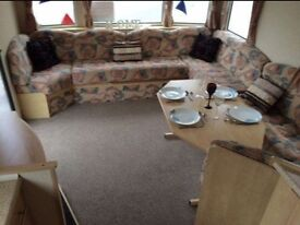 Stunning caravan for sale at Southerness Holiday Park