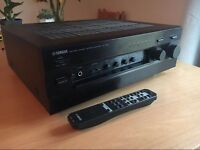 Yamaha AX-396 Amplifier & remote control