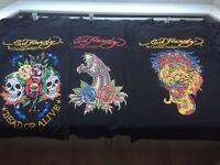 Ed Hardy Christian Audigier shirt T - shirt bundle