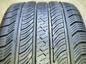 285/35R18 Used Continental Tires 75% Tread left; **SALE!**