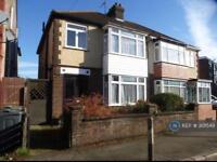3 bedroom house in Stockingstone Road, Luton, LU2 (3 bed)