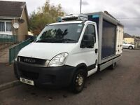 Iveco Daily 35c11 Fridge/Freezer Van 2011