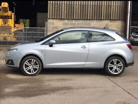 2009 Seat Ibiza 1,9 litre diesel 3dr 2 owners