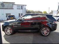Wedding hire RANGER ROVER with chauffeur HIRE NOW